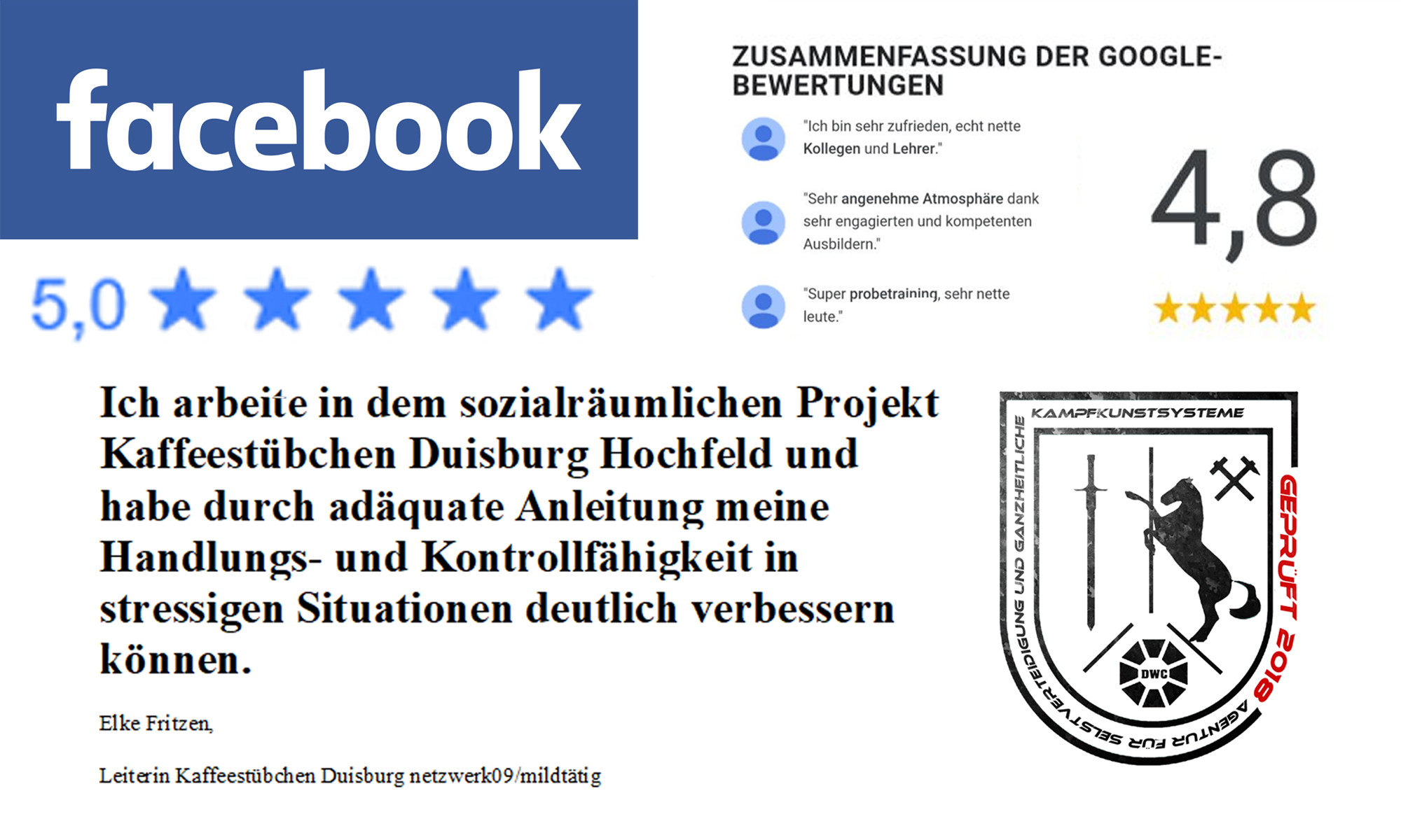 Selbstverteidigung Duisburg Neudorf